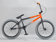 Kush 2+ Orange Flash - complete Mafia BMX Bike